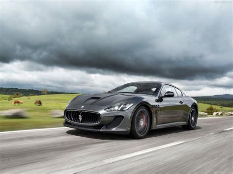 Maserati Granturismo 2014 Black Image 177