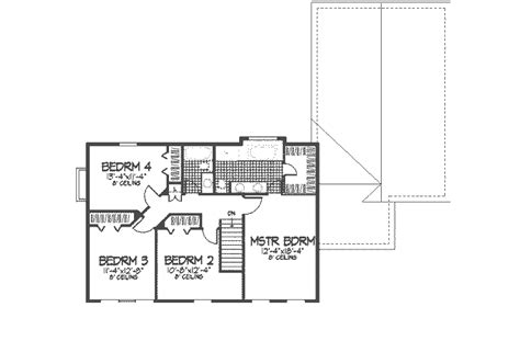Simple Colonial House Plans 17 Best Simple Colonial House Plans Home Building Plans 86552