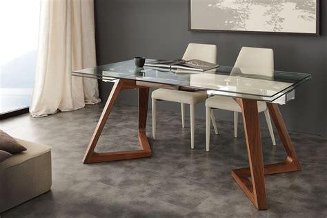 tavoli rettangolari allungabili in legno tavolo la seggiola gaud 236 rettangolari rettangolari