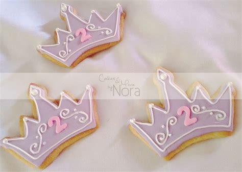 Pri Ess Sofia Themed Party Cakes And More By Nora