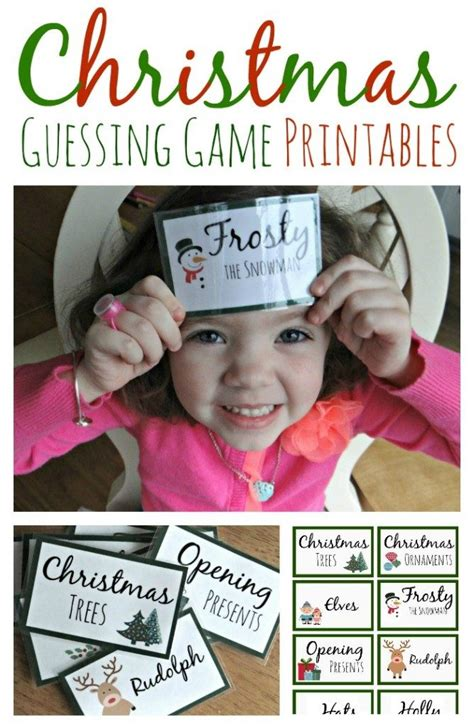 free christmas guessing game printables 24 7 moms