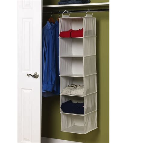new hanging closet organizer space saver home bedroom