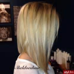 how to cut a medium bob haircut 27 beautiful long bob hairstyles shoulder length hair
