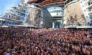 chicago scene boat party pictures allure of the seas briton missing after fall from world s