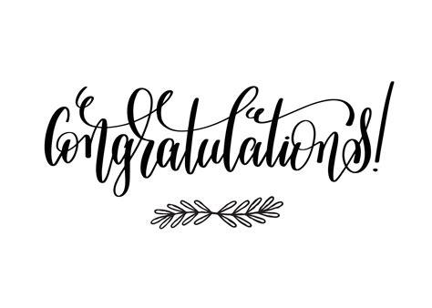 congratulations congratulations card