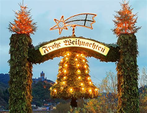 picture cochem germany new year castles new year tree