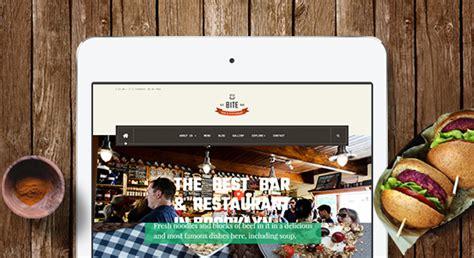 joomla templates for restaurants responsive restaurant cafe bar joomla template ja