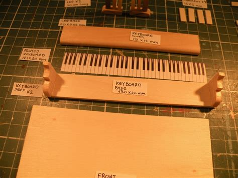 tutorial keyboard piano 38 best images about tutorial make a piano on pinterest