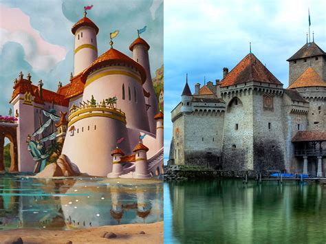 18 disney locations that were inspired by real world 17 real world locations that inspired disney movies