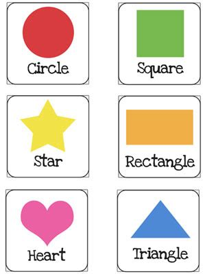 printable flashcards for preschool shapes flash cards printable for preschoolers printable