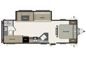 Keystone Rv Floor Plans by New 2016 Keystone Summerland 2670bh For Sale Su6303