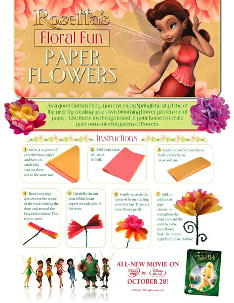 Make Your Own Paper Flowers - how to make tissue paper flowers hubpages
