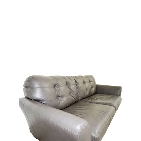 ashley tufted sofa 66 off ashley furniture ashley furniture gray tufted