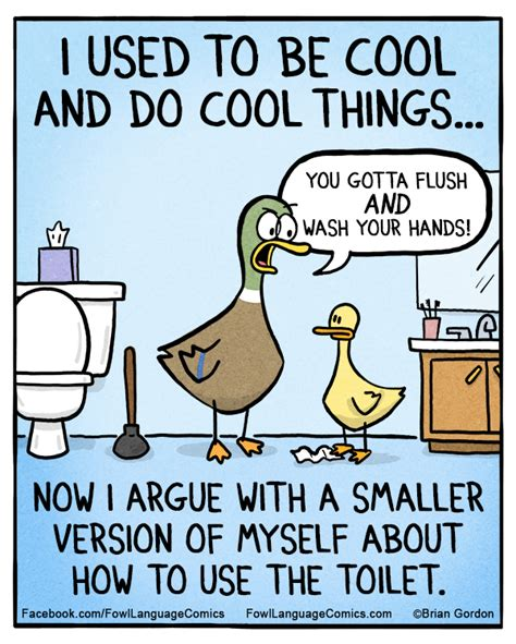 Guys Heres How To Stay Cool And Look This Summer by Used To Be Cool Fowl Language Comics