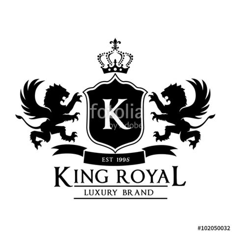 logo king and quot king royal crest logo logo king logo crown logo