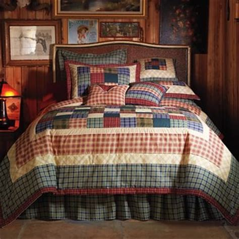 Jcpenny Quilts by Madras Plaid Quilt Set Jcpenney Quilts Of