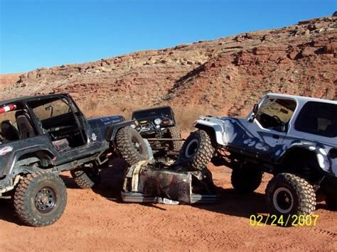 West Valley Jeep Johnny4x4 S 1998 Jeep Tj In West Valley City Ut