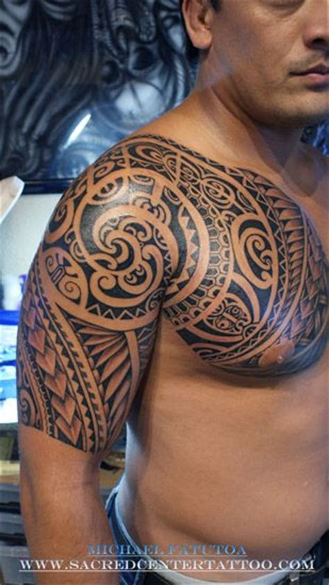 chest tattoo raised 249 best ideas about polynesian tribal tattoos on