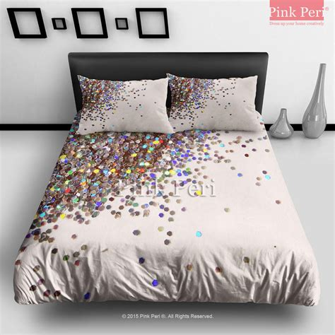 sparkle bedding glitter bombing bedding sets home from pink peri