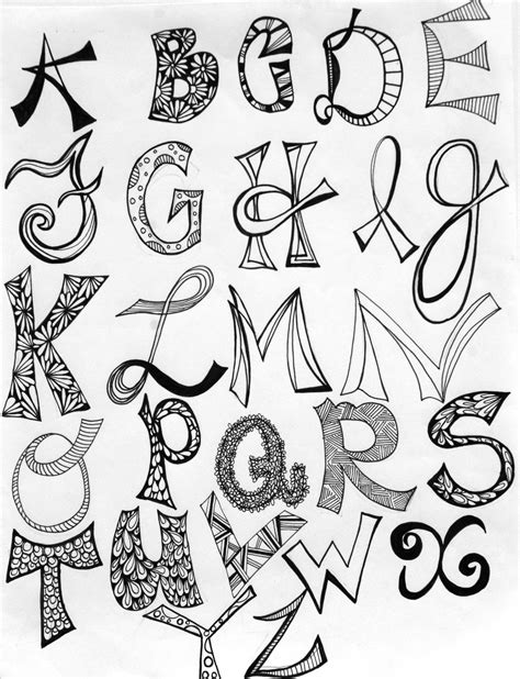 download imageswrite alphabets in a cool way 13 cool letter fonts to draw images easy to draw cool letter fonts alphabet draw cool letter