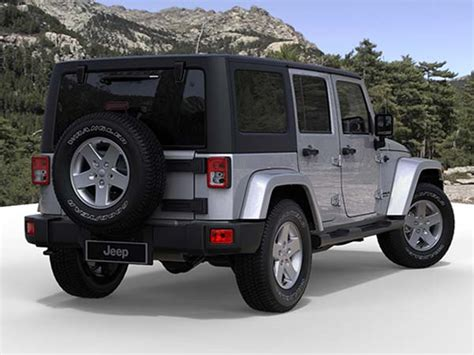 Jeep Wrangler Pricing Jeep Wrangler Unlimited Petrol Launched In India Launch