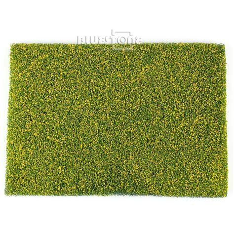 Straw Landscape Matting - dollhouse craft handmade model green grass mat