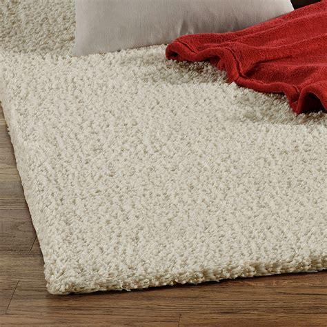 softest rugs bliss soft shag area rugs