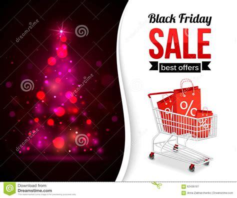 black friday xmas lites black friday sale shining typographical background stock vector image 62436197