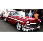 GORGEOUS 1956 CHEVY NOMAD  RESTORED MUSCLE CAR HOT CARS