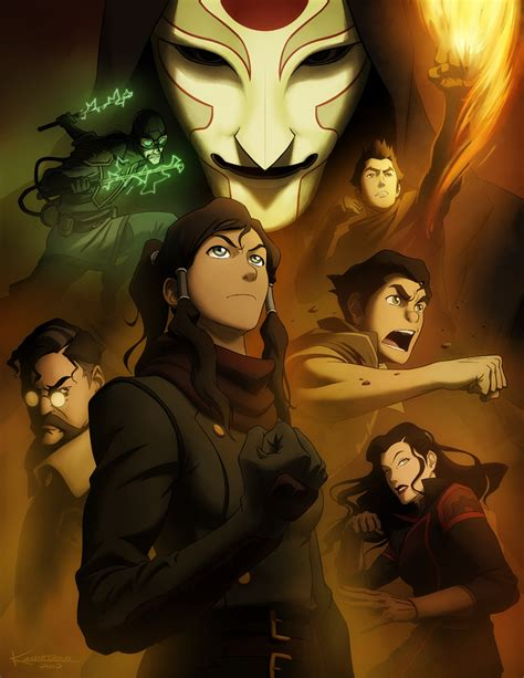 legend of korra the nick greenlights second season of korra animation magazine