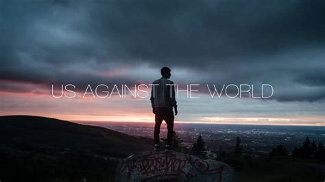 Against The World us against the world periscope cover