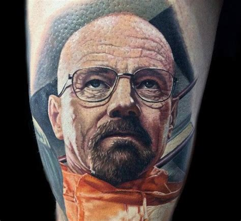 bad tattoo designs 50 breaking bad designs for walter white ink