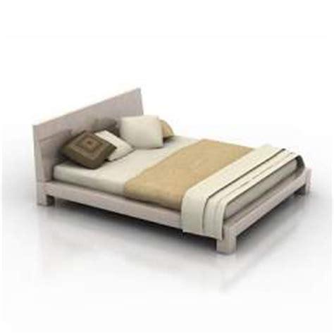 D D Mattress by Only Delicious 3d Models Top 3d Models Bed