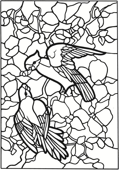 stained glass coloring books for adults welcome to dover publications creative