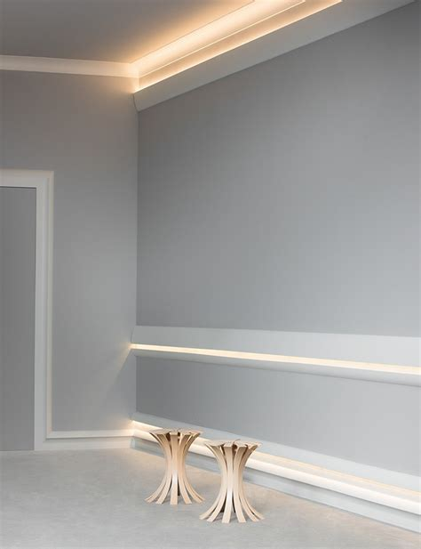 diy indirect lighting diy crown molding for indirect lighting getdatgadget