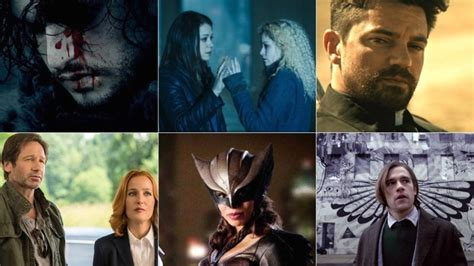 best new tv shows the ultimate guide to all the science fiction and