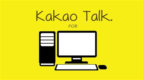 How To Find On Kakaotalk How To Install Kakao Talk For Pc