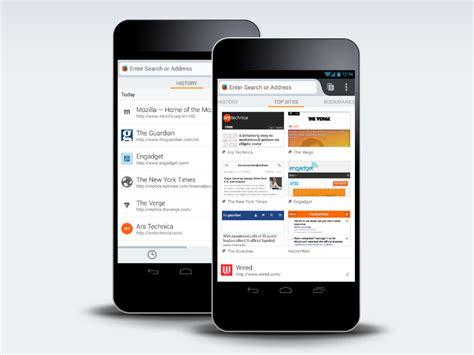 mozilla firefox for android firefox 26 f 252 r android bringt neuen startbildschirm zdnet de