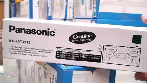 Toner Panasonic Kx Fat411e panasonic toner cartridge kx fat411x kx fat411e