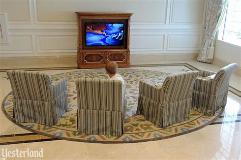 Grand Floridian Front Desk by Yesterland Villas At Disney S Grand Floridian