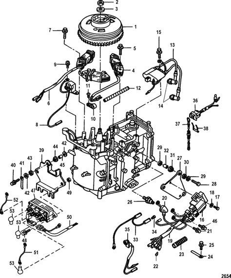 60 hp efi mercury outboard wiring diagrams free