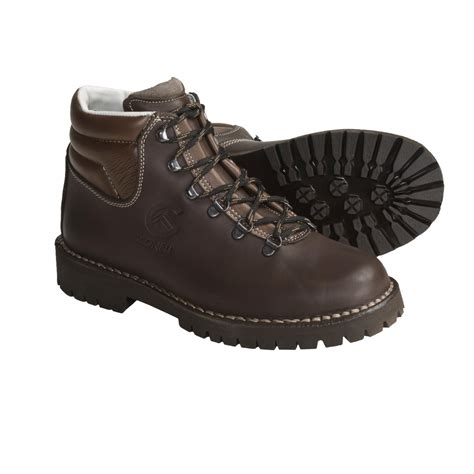 gronell scalorbi hiking boots leather for save 57
