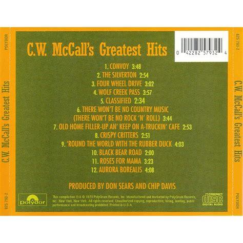 C W A c w mccall s greatest hits c w mccall mp3 buy