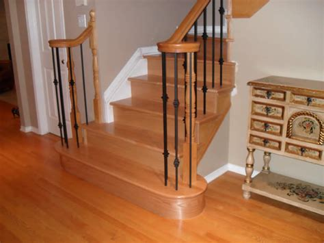 wood banisters for stairs hardwood floor stairs and railing check out wood railing
