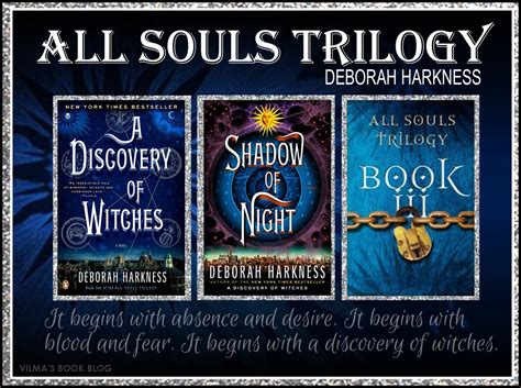 all souls trilogy archives vilma s book