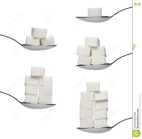 zucchero alimento dolce dell alimento cubo dello zucchero fotografia