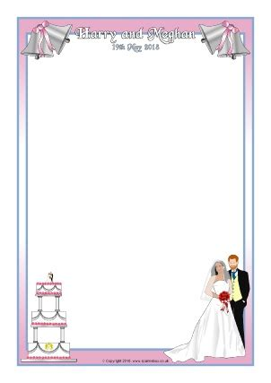 Wedding Banner Sparklebox by Royal Wedding 2018 Primary Teaching Resources And