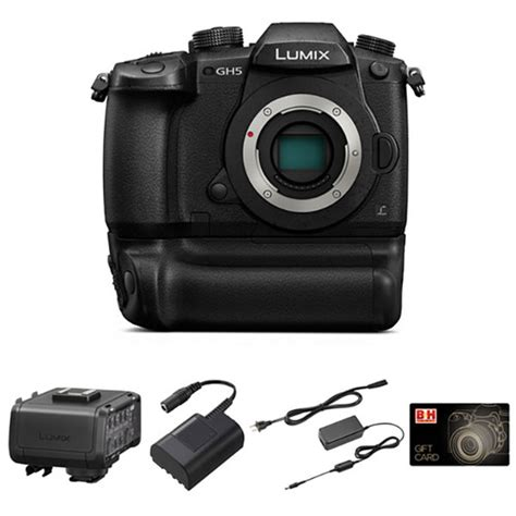 B H Gift Card - thrifty thursday panasonic gh5 with gift card lots of canon deals and much more