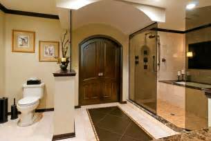 Master Bathrooms Floor Plans by Bathroom Fit For A King Dave Fox