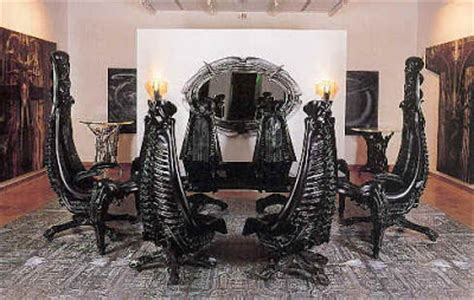 Creepy Furniture by Something This Way Comes Fiendish Furniture And Horrific Home Decor